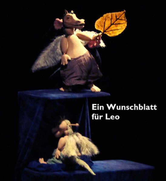 Kleiner Drache, wünsch dir was - (C) Cassiopeia TheaterVerlag Mierke