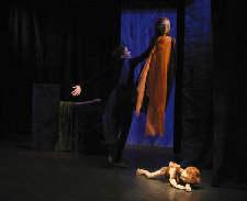 Sammy NiemandsKind und die Windfrau (C) Cassiopeia TheaterVerlag Mierke